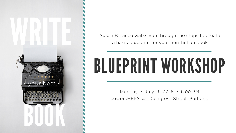 Blueprint Writing Workshop